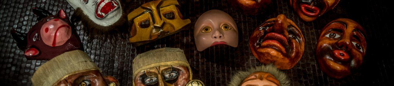 La Máscara Danzante