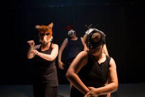 Investigación sobre la máscara en la danzateatro finaliza con muestra escénica